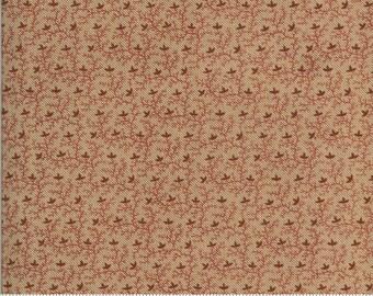 Yesterday Tan Brick 38103 11...designed by Jo Morton for Moda Fabrics