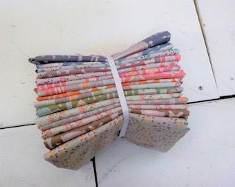 Tiny Farm fat quarter bundle...a Tilda Collection designed by Tone Finnanger 15--fat quarters