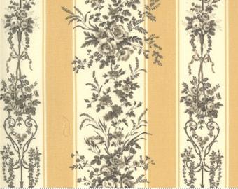 Jardin De Fleurs Saffron 13891 15 by French General for Moda Fabrics