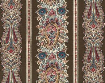 Ladies' Legacy Yankee Chocolate 8350 14 by Barbara Brackman for Moda Fabrics