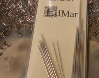 EdMar 20 needle Brazilian Embroidery assortment Milliners and Darners