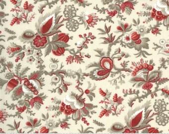 Jardin De Fleurs Pearl 13892 18 by French General for Moda Fabrics