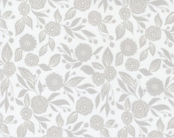 Christmas Morning Snow 5143 11 by Lella Boutique for Moda Fabrics