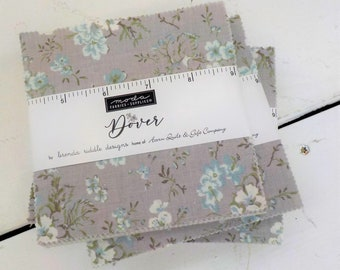 Dover charm pack by Brenda Riddle for moda fabrics