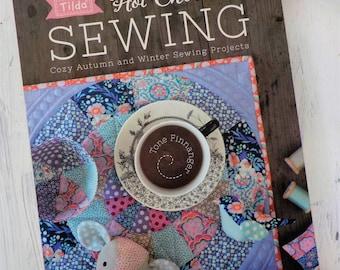 Tilda Hot Chocolate Sewing by Tone Finnanger of Tilda