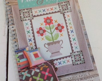 Prim & Proper by Lori Holt of Bee in My Bonnet, quilt book, it's sew emma