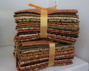 Spice It Up 14 fat quarter bundle....collection designed by Jo Morton for Moda Fabrics, exclusive grouping, civil war, autumn