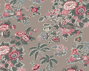 Jane Austen At Home Fanny for Riley Blake Designs...classic floral
