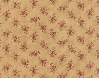 Mille Couleurs Sepia 44086 11 by 3 Sisters for moda fabrics