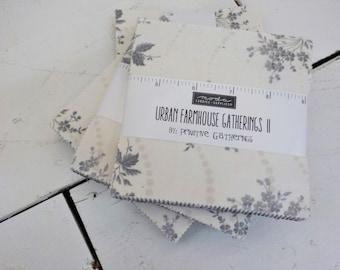 Urban Farmhouse Gatherings II Charm Pack by Primitive Gatherings for Moda Fabrics