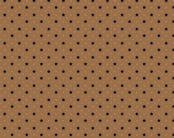 Prairie Dry Goods R1757-TAN by Pam Buda for Marcus Fabrics