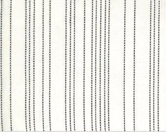 Low Volume Stripe Ivory 18201 11 by Jen Kingwell for Moda Fabrics