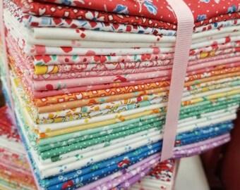 Darlene's Favorites Fat Quarter bundle by Darlene Zimmerman for Robert Kaufman...30 fat quarters