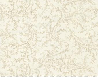 Cranberries & Cream Cream 44263 23 by 3 Sisters for Moda Fabrics