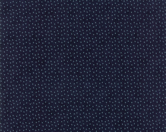 Holly Woods Midnight 44177 16 by 3 Sisters for Moda Fabrics