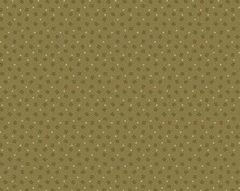 Prairie Dry Goods R1756-LT-GREEN by Pam Buda for Marcus Fabrics