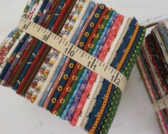 Petite Perennials by Annette Plog for Windham Fabrics, 28 fat quarters, civil war fat quarters