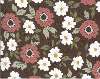 Folktale Forest Path Coco 5120 18 by Lella Boutique for Moda Fabrics