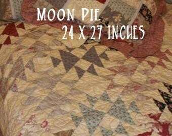 PDF Moon Over Tuscany pattern by Mickey Zimmer for Sweetwater Cotton Shoppe
