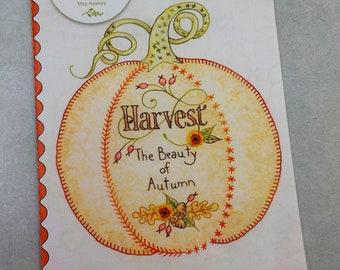 Harvest the Beauty pattern by Meg Hawkey of Crabapple Hill Studio
