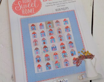 Home Sweet Home Sewing by Helen Philipps for Tuva, 17 projects