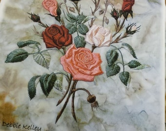 Thorns and Roses by Debbie Kelley