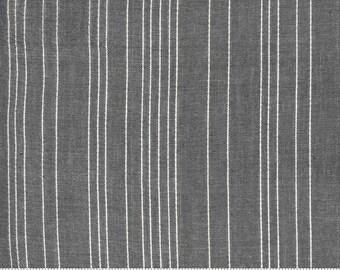 Low Volume Stripe Silver 18201 20 by Jen Kingwell for Moda Fabrics