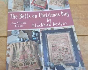 The Bells on Christmas Day by Blackbird Designs...cross-stitch design