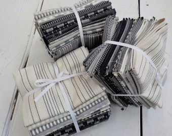 Low Volume 20 fat quarter bundle by Jen Kingwell for Moda Fabrics
