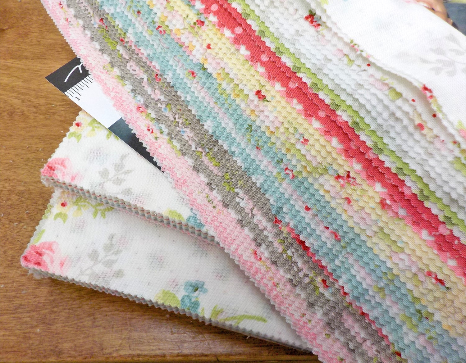 Moda Fabric Guernsey Layer Cake Patchwork Quilting 10 Inch Squares
