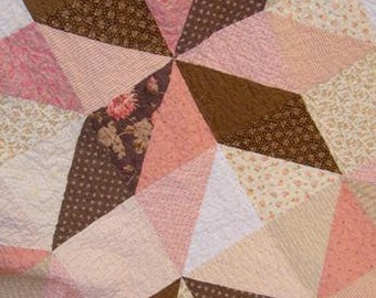PDF Shabby Romance pattern by Mickey Zimmer for Sweetwater Cotton Shoppe