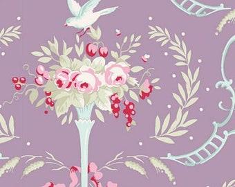 Old Rose Birdsong Mauve Lilac TIL100216-V11...a Tilda Collection designed by Tone Finnanger