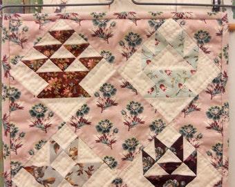 PDF Anne Elizabeth miniature pattern designed by Mickey Zimmer for Sweetwater Cotton Shoppe