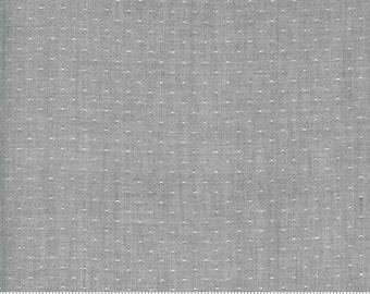 Low Volume Dot Silver 18201 17 by Jen Kingwell for Moda Fabrics