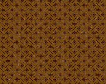 Prairie Dry Goods R1754-LT-BROWN by Pam Buda for Marcus Fabrics