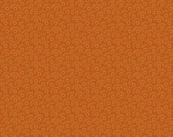 Prairie Dry Goods R1758-ORANGE by Pam Buda for Marcus Fabrics
