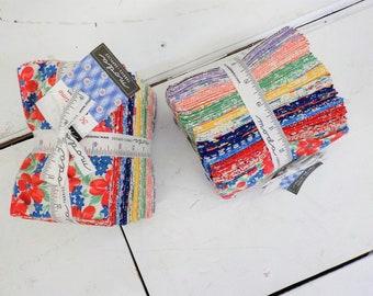 30s Playtime fat 8th bundle by Chloe's Closet for Moda Fabrics...35 prints