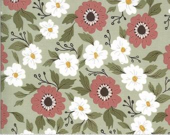 Folktale Forest Path Sage 5120 14 by Lella Boutique for Moda Fabrics