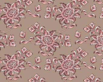 Jane Austen At Home Isabella for Riley Blake Designs...classic floral