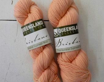 Petal...Brisbane Yarn...Queensland Collection...pure Australian superwash wool...100% wool