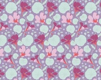 Gardenlife Nasturtium Lavender...a Tilda Collection designed by Tone Finnanger