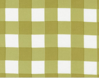Cozy Up Moss 29125 15 by Corey Yoder of Coriander Quilts for Moda Fabrics
