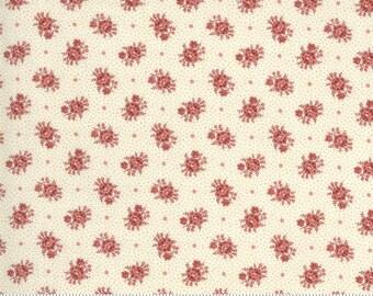 Jardin De Fleurs Pearl 13896 15 by French General for Moda Fabrics