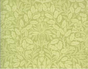 Dover Acorn Damask Sprig 18701 20 by Brenda Riddle for Moda Fabrics