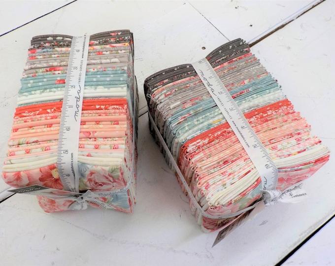 Featured listing image: Sanctuary fat quarter bundle by 3 Sisters for Moda Fabrics...40 fat quarters