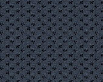Prairie Dry Goods R1749-BLUE by Pam Buda for Marcus Fabrics