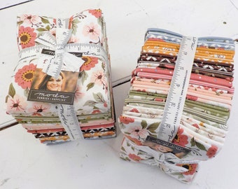 Folktale fat quarter bundle by Lella Boutique for Moda Fabrics