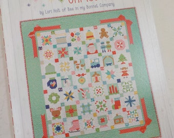 Vintage Christmas by Lori Holt of Bee in My Bonnet, quilt book, it's sew emma