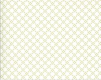 Dover Tonal Dot Willow 18704 16 by Brenda Riddle for Moda Fabrics