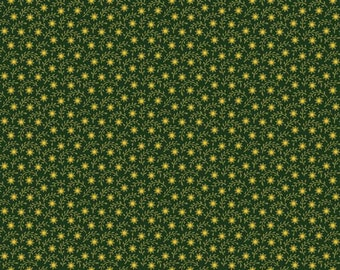 Prairie Dry Goods R1758-DK-GREEN by Pam Buda for Marcus Fabrics